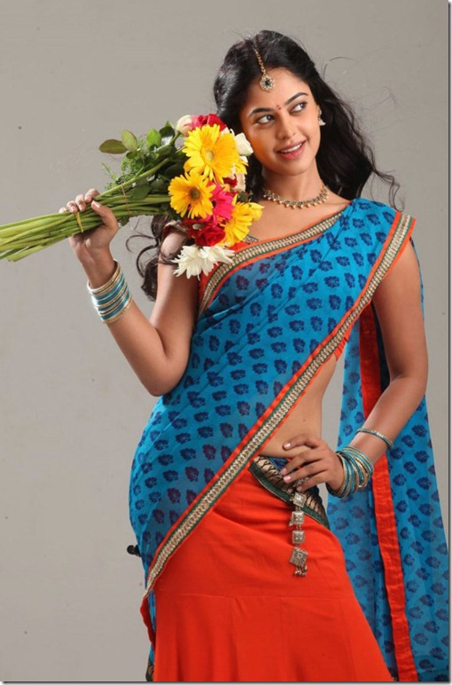 Actress Bindu Madhavi in Desingu Raja Movie Latest Stills