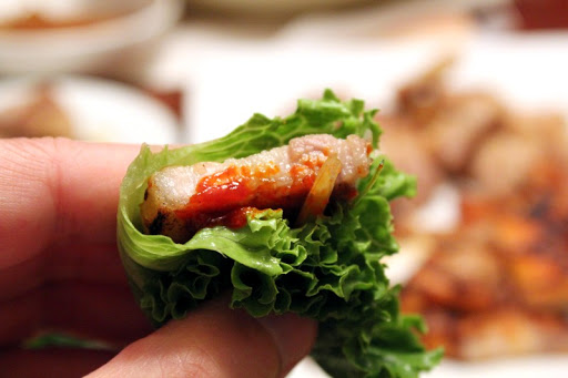 Samgyeopsal