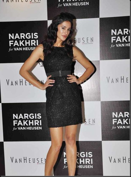 Nargis Fakhri named brand ambassador of 'Van Heusen Woman'