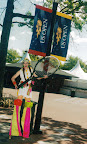 On Stilts at the US OPEN