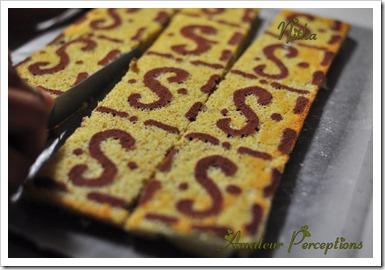 Biscuit joconde 6