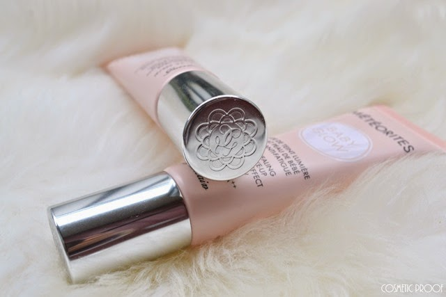Guerlain Meteorites Baby Glow Light Revealing Sheer Makeup Anti Fatigue Effect Baby Glow Review Swatches (4)