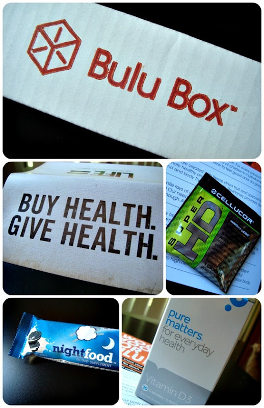 bulu box collage