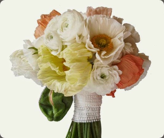 Botanical brouhaha poppies - Flowers by bornay ...
