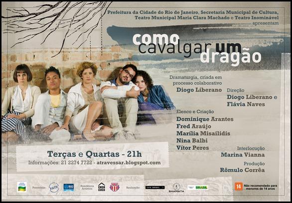 DRAGÃO - Estreia