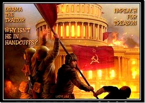 Impeach Obama - DC Capital Afire
