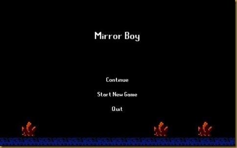 MIRROR BOY