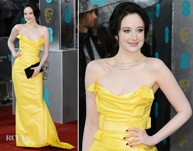 Andrea-Riseborough-In-Vivienne-Westwood-2013-BAFTA-Awards