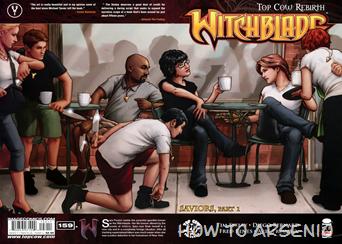 Actualización 27/02/2015: The Witchblade - ntellez nos trae unos números mas: The Witchblade #159 y #160. Gracias a k0ala.
