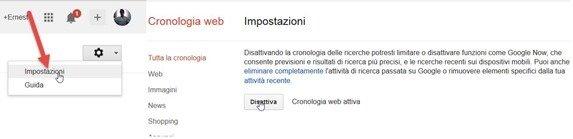 disattivare-cronologia-google
