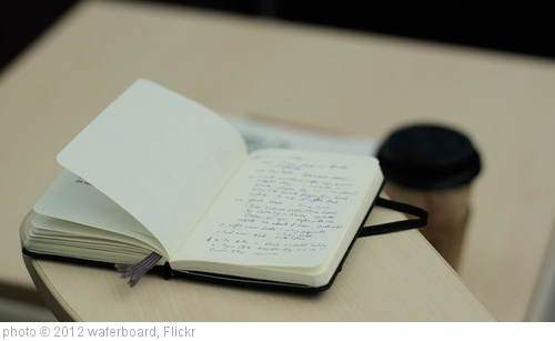 'notebook' photo (c) 2012, waferboard - license: http://creativecommons.org/licenses/by/2.0/