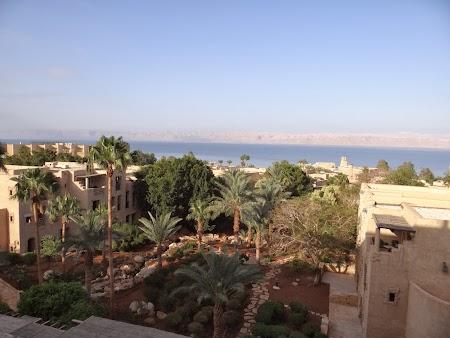 Mic ghid de calatorie - Iordania Movenpick Marea Moarta