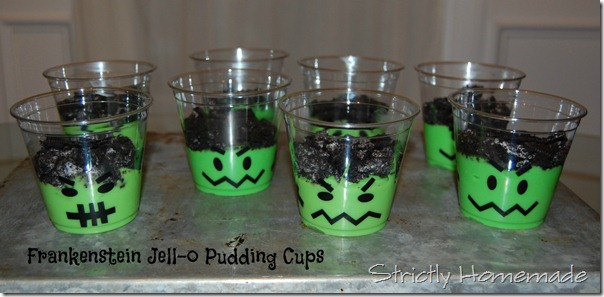 Frankenstein Jello Pudding2