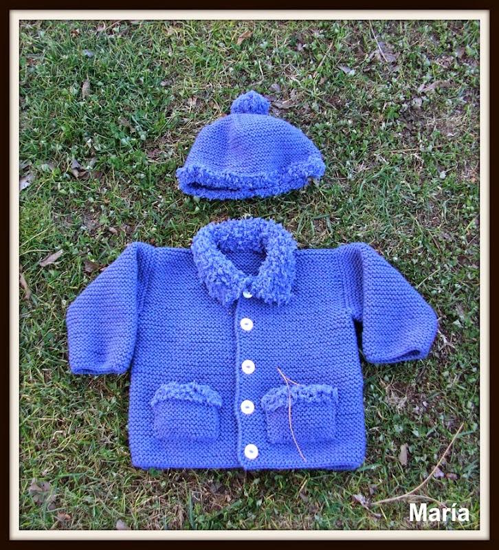 Chaquetón azul con borreguito-2