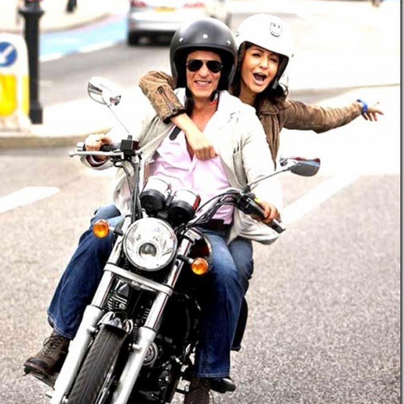 SRK's 'Jab Tak Hai Jaan' first look!