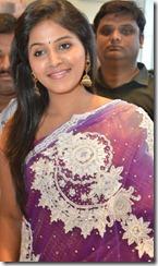 Cute Actress Anjali launches Woman's World at AS Rao Nagar Photos