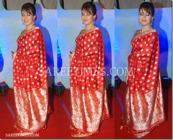 Red_-Designer_Silk_Saree