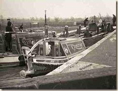 Ovaltine boats