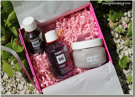 Review trattamento Hairmed alla cheratina!
