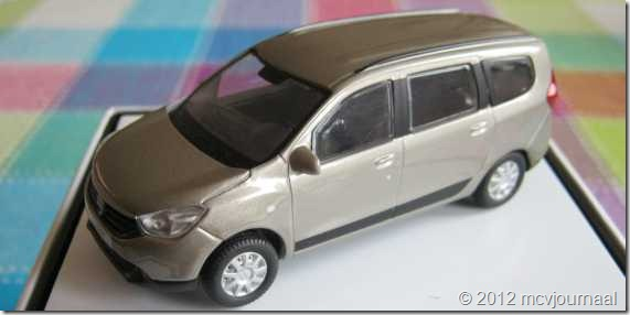 Dacia Lodgy miniatuur 01