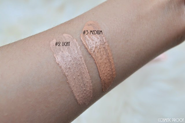 Guerlain Meteorites Baby Glow Light Revealing Sheer Makeup Anti Fatigue Effect Baby Glow Review Swatches (3)