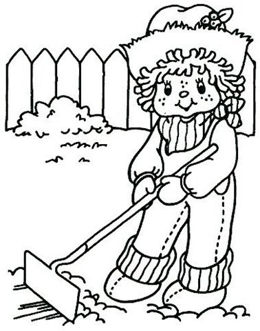 5 Desenho da Moranguinho para colorir