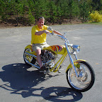 Indian Larry Chopper