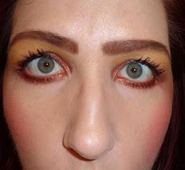 wearing Shiseido Sparkling Party Palette_eyes