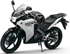 Honda CBR 150R-Bike