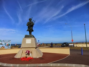 Piper Bill, Sword beach