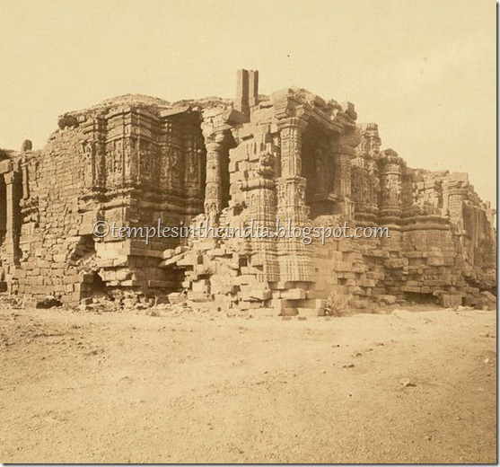 Somnath_temple_ruins_(1869)