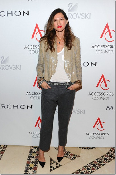 Jenna Lyons 2010 ACE Awards Presented Accessories we_gJdvdPqll