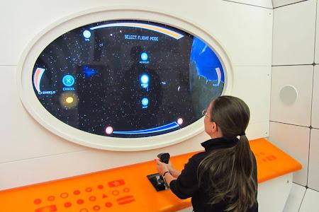 Obiective turistice Wellington: - experimentam la Carter Observatory