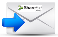Email enabled ShareFile Folders
