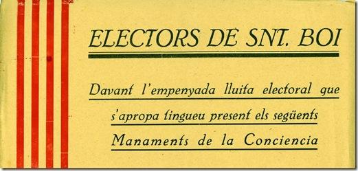 1931 - Junta Electoral