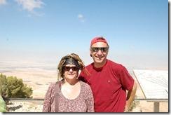 Oporrak 2011 - Jordania ,-  Monte Nebo, 20 de Septiembre  20