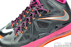 lebron10 floridians 11 web white The Showcase: Nike LeBron X Miami Floridians Throwback