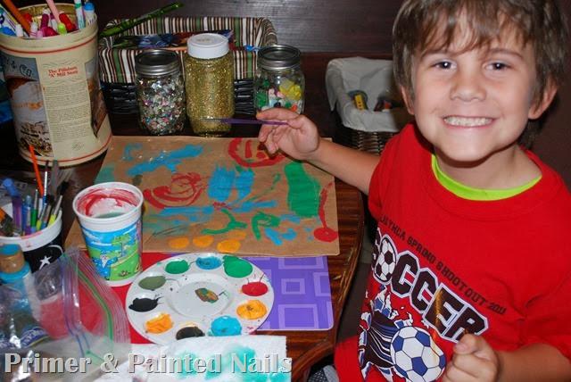 Brody Painting 2