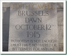 cavell inscription