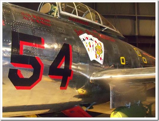 F-84 Col Joseph Davis Four Queens