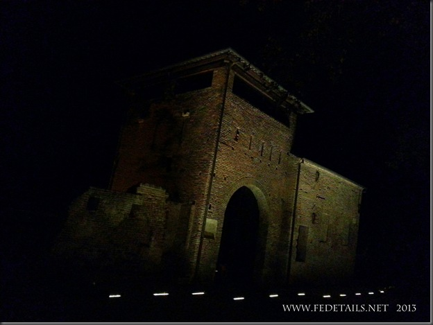 Corso Ercole I d'Este by night, photo3, Ferrara, Emilia Romagna, Italy - Property and  Copyrights of FEdetails.net