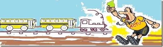 ACTU e os ônibus