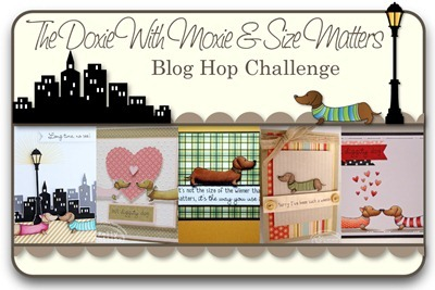 The Doxie With Moxie Blog Hop Challenge