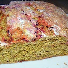Bread Machine Beetroot Bread