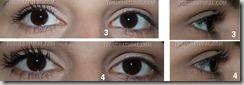 Rímel - Mascara para olhos 2 em 1 efeito cílios postiços Flamingo2