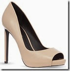 KG by Kurt Geiger Nude Shoe