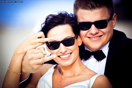 Fotografia ślubna nad morzem - Pogorzelica