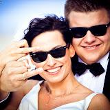 Sesja ślubna w Trzęsaczu