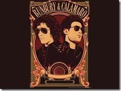 Bunbury y Calamaro en Mexico compra tus boletos