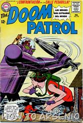 Actualizacion 16/02/2015: Doom Patrol V1 - Celestial nos trae el numero faltante 93, con lo que se completa el volumen.